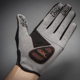 GripGrab Shark Padded Full Finger Gloves navy